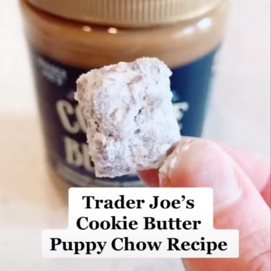 Trader Joe's Cookie Butter Puppy Chow Recipe | TikTok Video