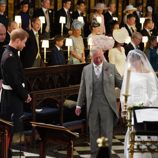 Prince Harry Asked Charles to Walk Meghan Down the Aisle