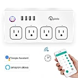 Smart Power Strip Wifi Surge Protector