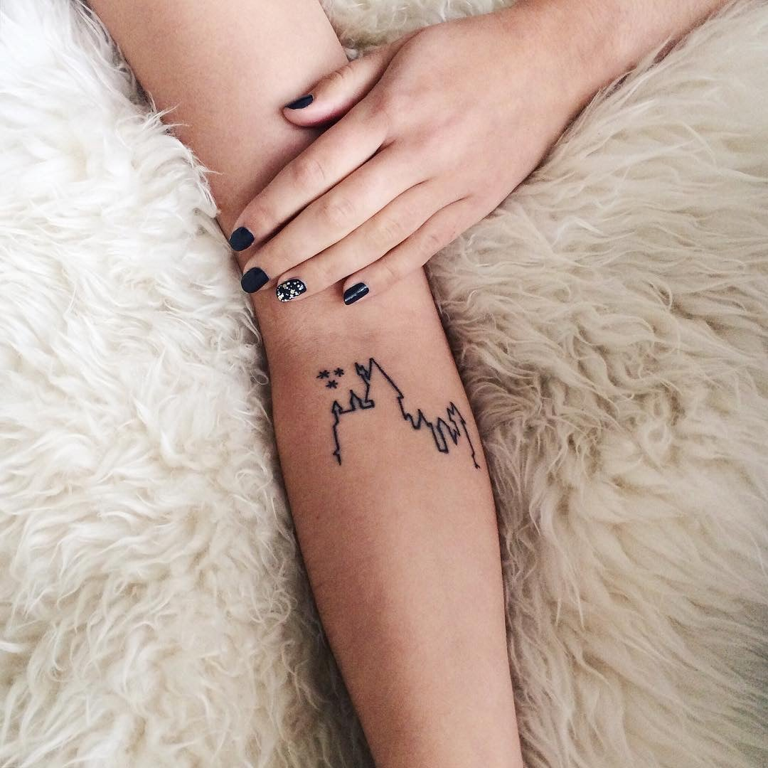 Harry Potter Tattoo Ideas Popsugar Tech