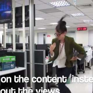 Woman Quits Job by Dancing to Kanye West on YouTube