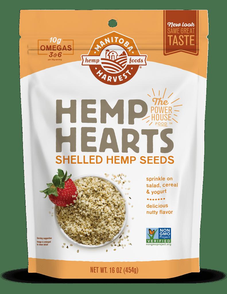 Manitoba Harvest Hemp Heart Seeds