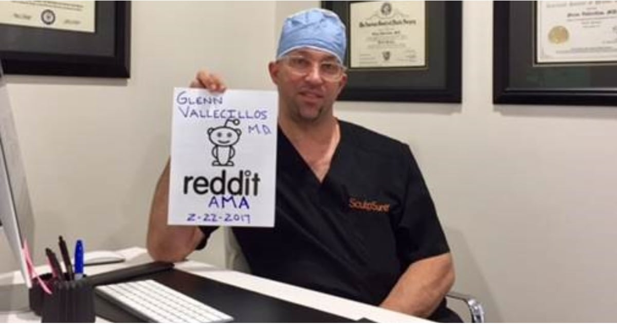 Plastic Surgery Questions Answered on Reddit | POPSUGAR Beauty
