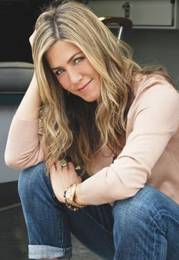 Just Go With It's Jennifer Aniston Launches Her Fragrance, Jennifer Aniston, in the US