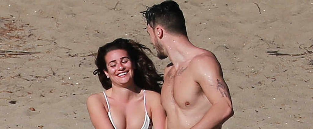 Lea Michele and Her Man Escape to Mexico For the Holidays