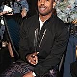 Michael B. Jordan and Kristen Bell MTV Movie and TV Awards