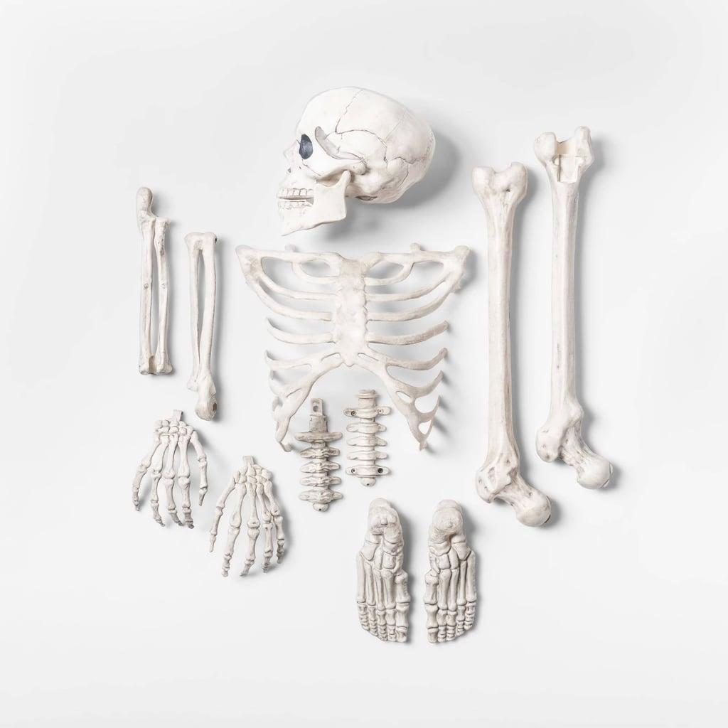 Bag of Bones Decorative Halloween Prop