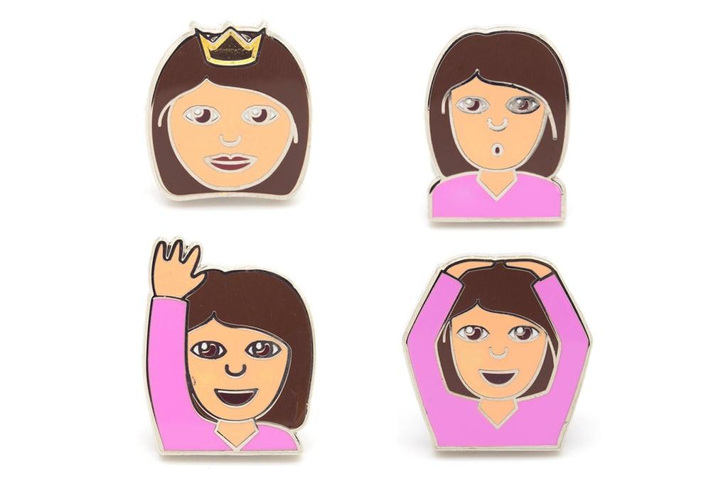 Emoji Pins