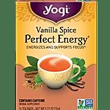 Yogi Vanilla Spice Perfect Energy Tea
