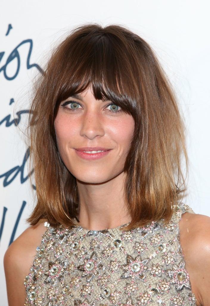 November 2011: British Fashion Awards