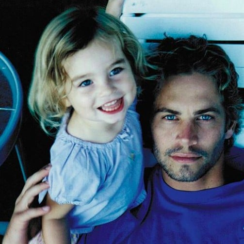 Paul Walker's Daughter Pays Tribute to Her Late Dad on His Birthday