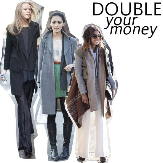 The Double Coat Trend: How To Wear and What To Buy: Shop Our Essential Winter Layering How-To Guide!