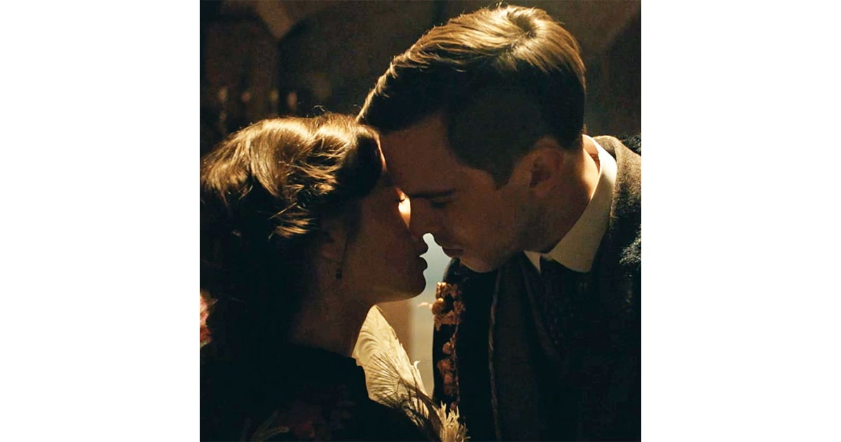 Tolkien Exclusive Clip With Lily Collins and Nicholas Hoult | POPSUGAR Entertainment UK