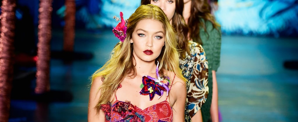 This May Be Gigi Hadid's Sexiest Runway Look Ever