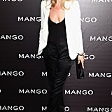 Kate Moss Models Some Different Outfits as She Parties in Paris