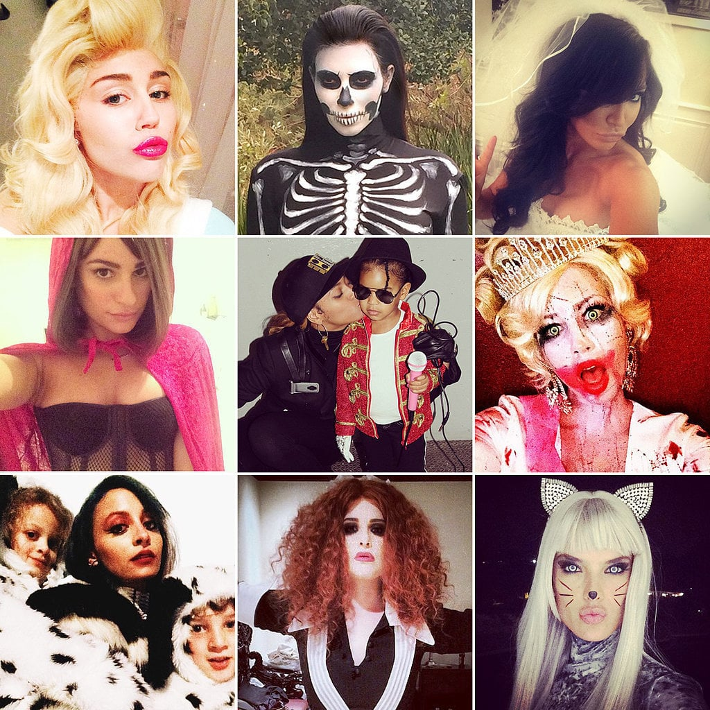 Best Celebrity Halloween Costumes 2018 - YouTube