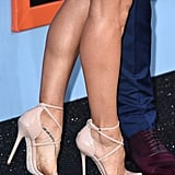 "On her foot, Chris Hemsworth's wife has the words ""that is what we have wished"" in Latin."