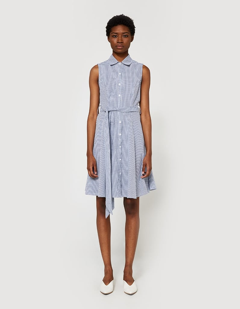 Who doesn't love a gingham Summer dress with a modest touch? Pick up the Farrow James Dress at Need Supply Co. ($72).