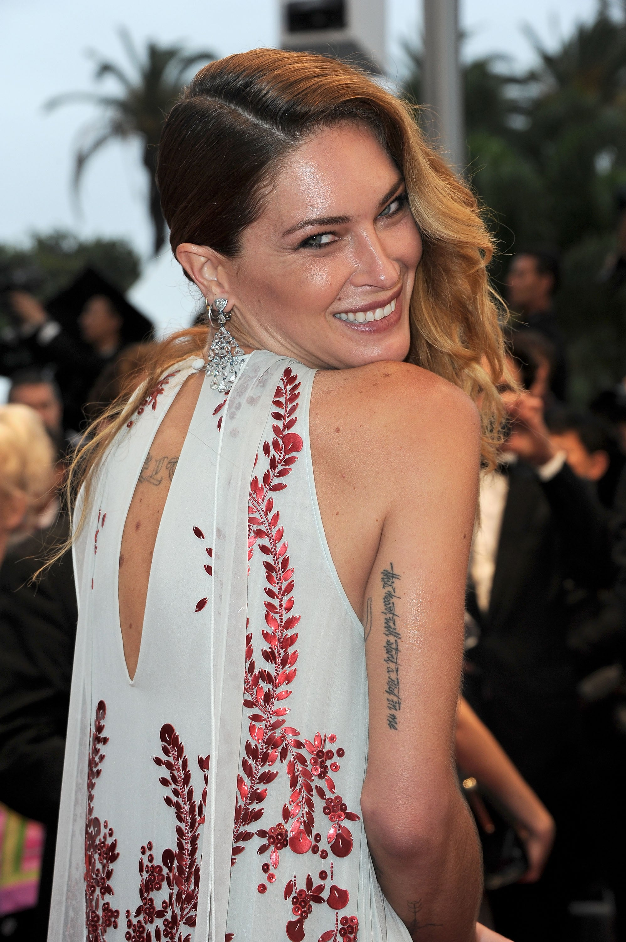 Erin Wasson 10 Chic Model Tattoos That Will Make You Want To Get Inked Popsugar Beauty Photo 2
