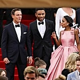 Tony Goldwyn, Nnamdi Asomugha, and Kerry Washington — 2015