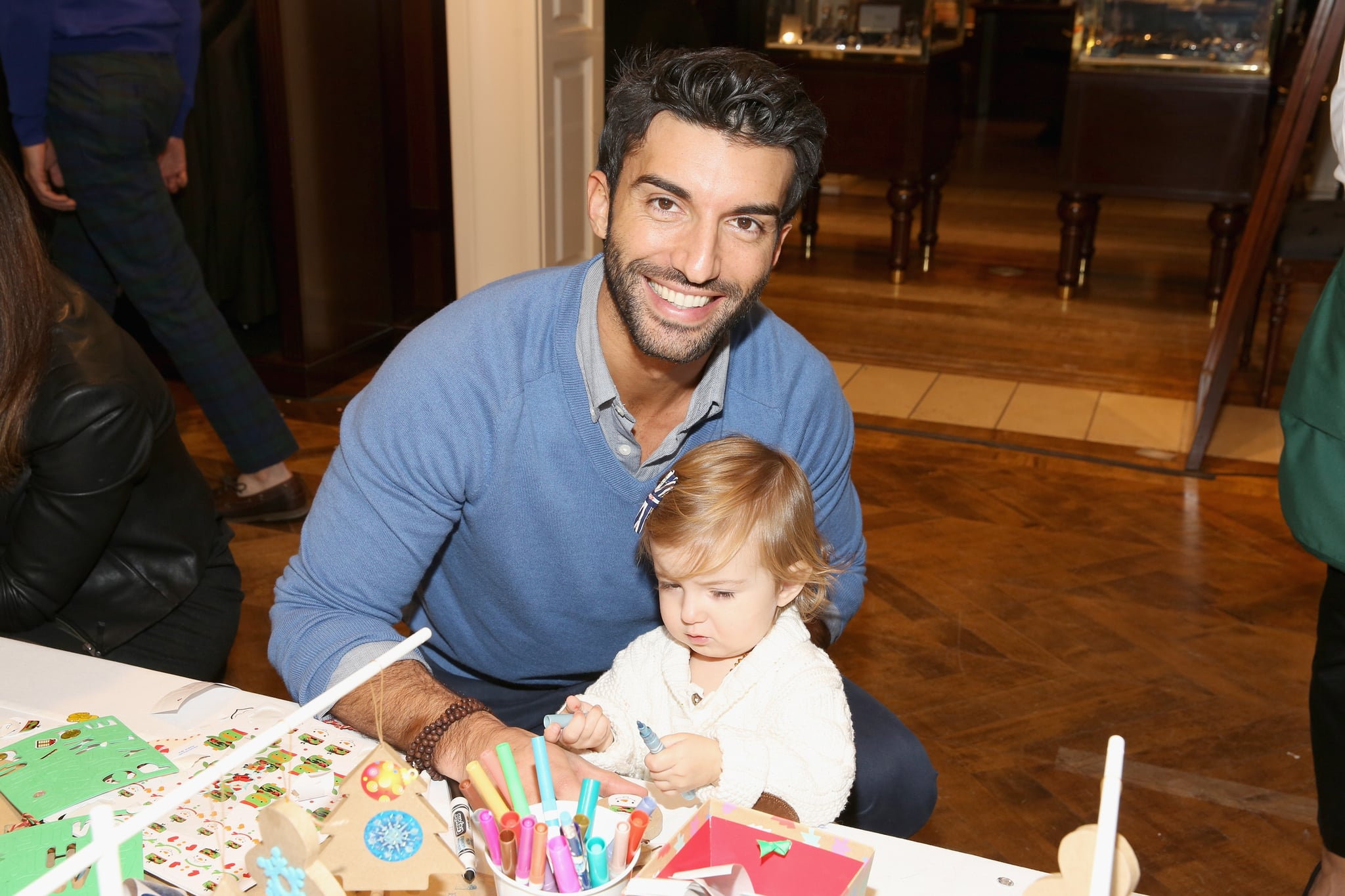 BEVERLY HILLS, CA - DECEMBER 03:  Actor Justin Baldoni attends Brooks Brothers holiday celebration with St. Jude Children's Research Hospital on December 3, 2016 in Beverly Hills, California.  (Photo by Rachel Murray/Getty Images for Brooks Brothers)