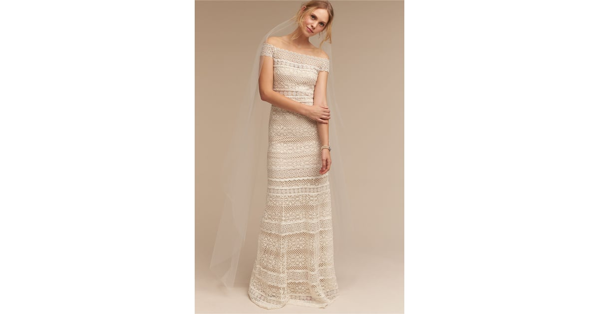 BHLDN's Eira Gown ($1,000) Comes Highly Recommended For