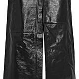 Vetements Glossed-Leather Maxi Skirt ($2,280)