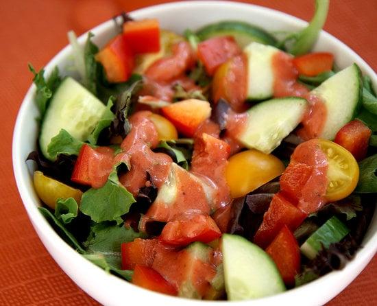 Strawberry Balsamic Vinaigrette