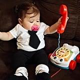 """""""Boss Baby"""" Baby Costume"""