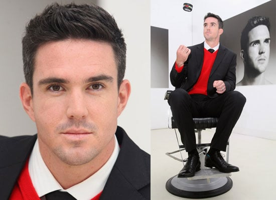 Photos of Kevin Pietersen Replaces David Beckham as Brylcreem Boy; Is He Sexy Sexy or Just So So?