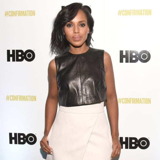 Kerry Washington Welcomes Her Second Child