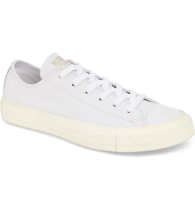 Converse Chuck Taylor All Star Luxe Leather Low Top Sneaker