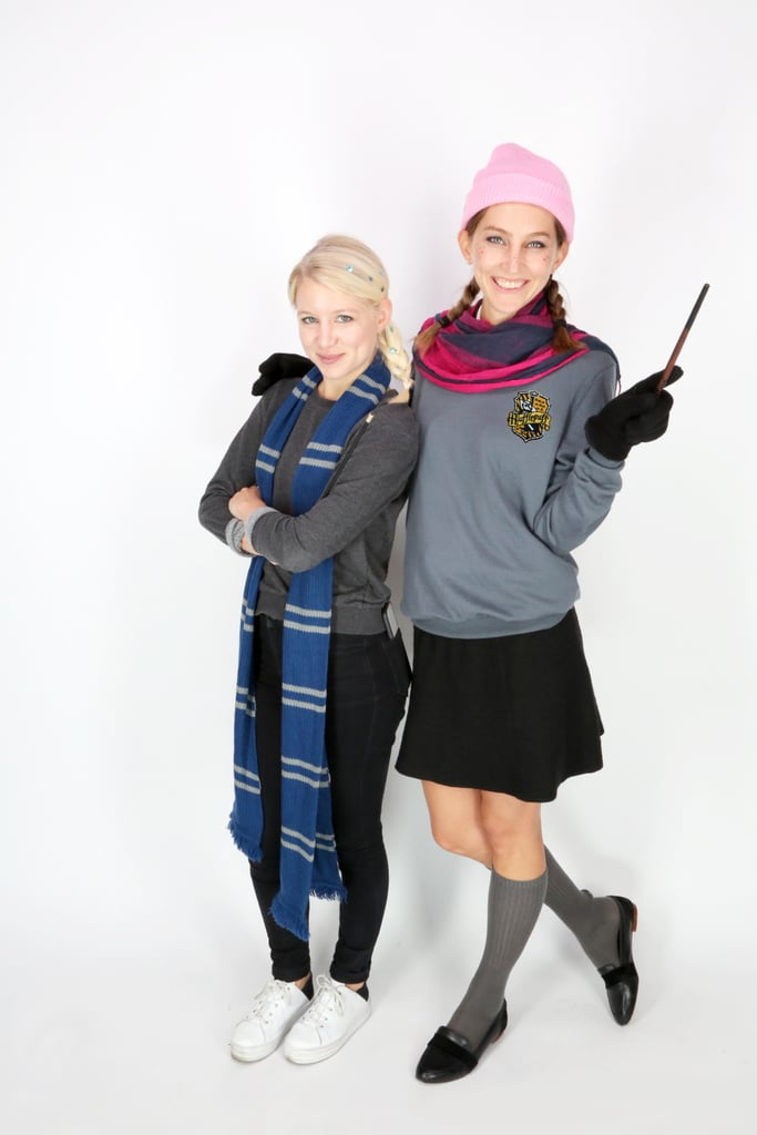 Disney Princesses as Harry Potter Students Halloween Costume