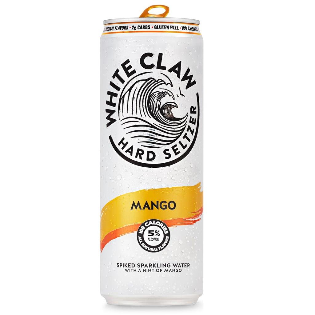 White Claw Hard Seltzer Mango