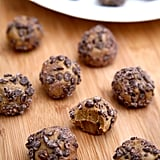 Chocolate Chip Peanut Butter Protein Balls