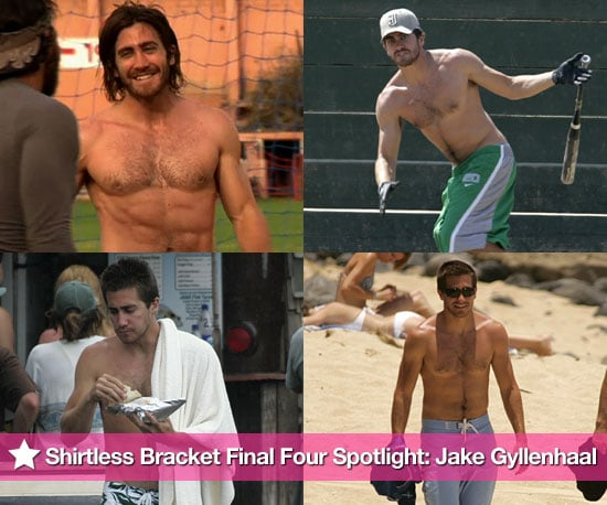 Pictures of Shirtless Jake Gyllenhaal