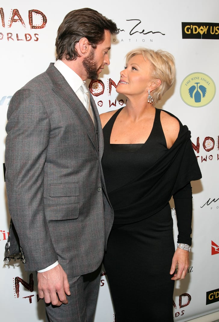 Hugh Jackman Talks About His Wife Breaking Up With Him ...