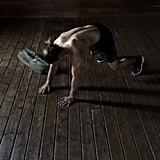 Lateral Crawl Sandbag Drag