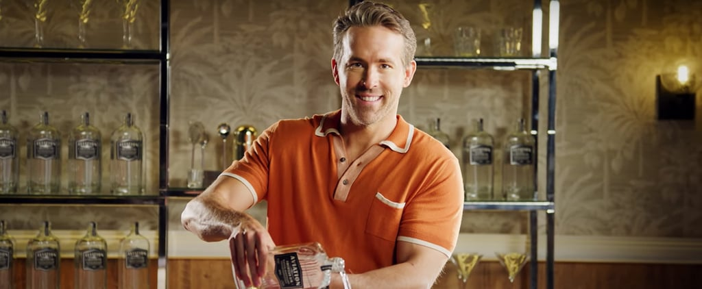 Ryan Reynolds's Aviation Gin Vasectomy Cocktail Ad | Video