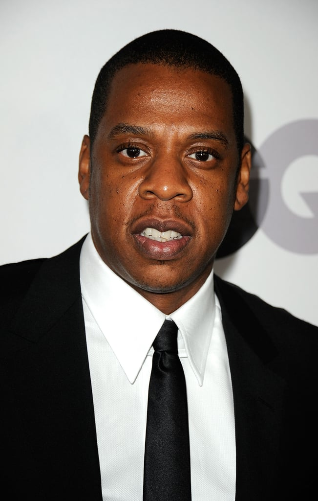 Jay-Z was honored at GQ's Men of the Year  party in LA.