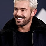 His Bleached Hair Made a Public Debut at Sundance on Jan. 26