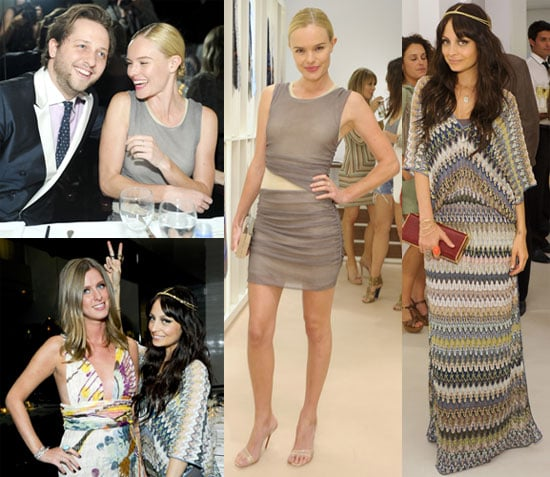 Pictures of Nicole Richie, Kate Bosworth And Mischa Barton Celebrating Derek Blasberg's Classy in LA 2010-05-09 17:30:42