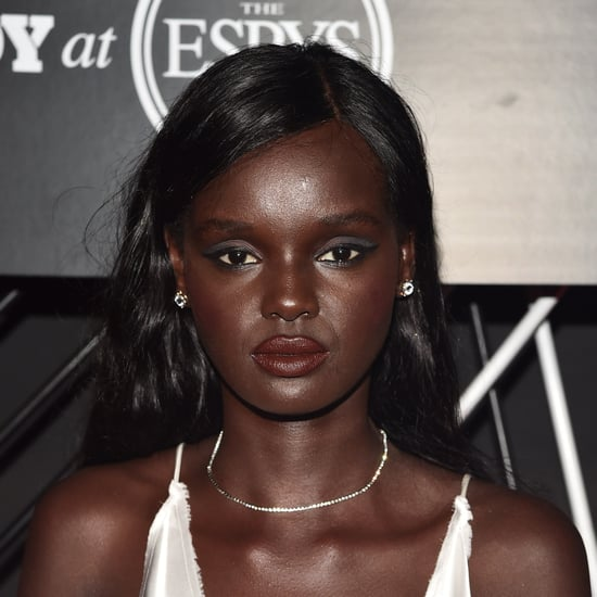 Duckie Thot Brings Her Own Foundation Shade to Shoots