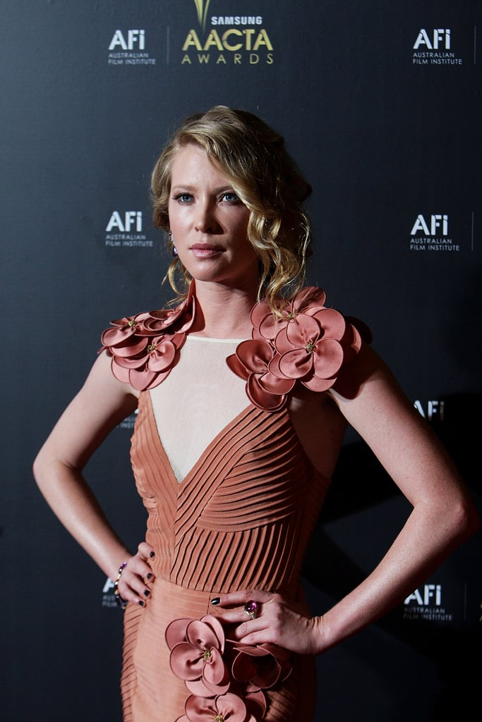 Pictures Of Celebrities At The 2012 Aacta Awards In Sydney