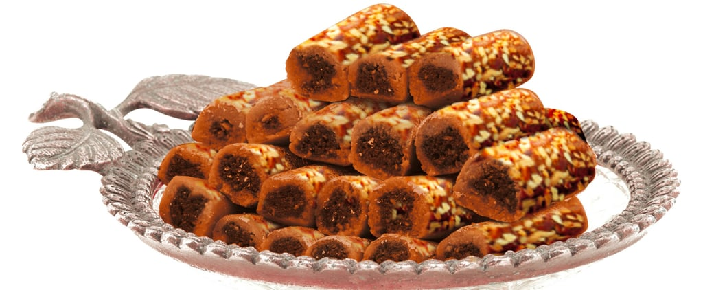 Bayara's Sugar-Free Dates & Nuts Roll (Khajur Katri)