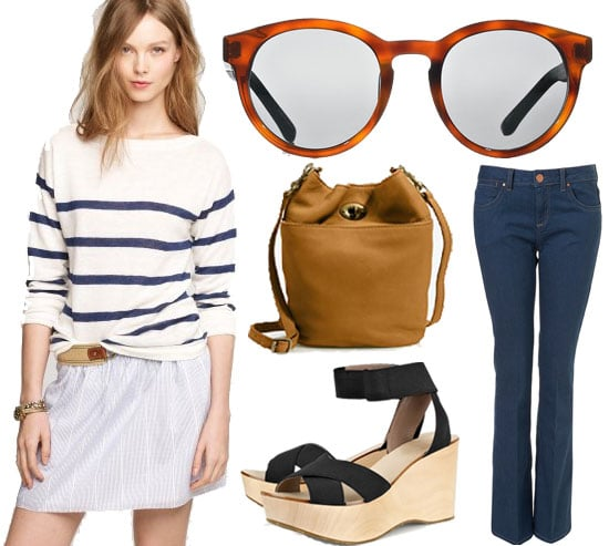 Shop the Best Basics For Spring/Summer 2011