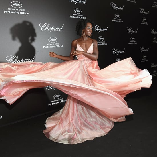 Lupita Nyong'o at Cannes Film Festival 2018