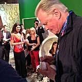 Jon Voight Comes Out For Romney