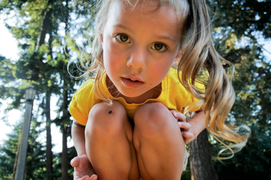 Gross Things Parents Have to do