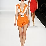 Spring 2011 New York Fashion Week: Project Runway